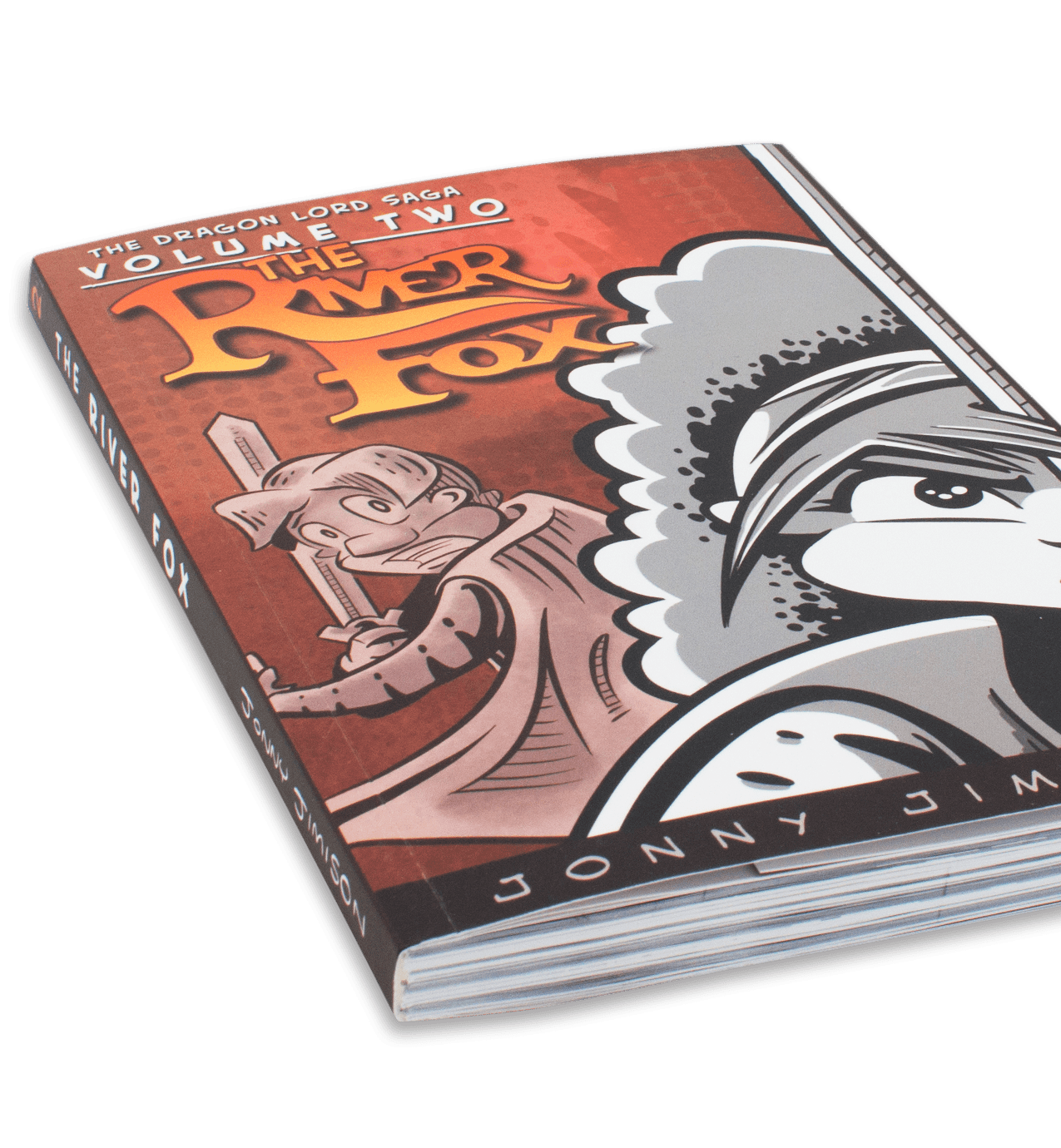High-Quality Graphic Novel Printing